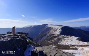 【太白县图片】◣九岳视界◥ 晴空暖阳冻山游