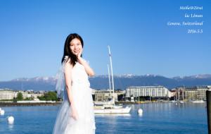 【日内瓦图片】属于你和我的西欧之春 —— 自制婚纱 甜蜜旅拍