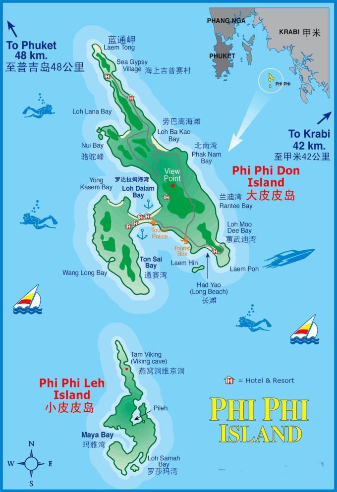 普吉岛旅游攻略