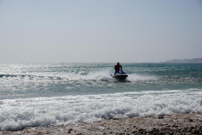最喜欢拍《少年派》的那片海