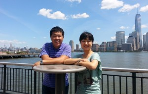 【曼哈顿图片】既然叫蜜月那就正好一个月吧,记我和老婆的蜜月旅行之美国深度游!