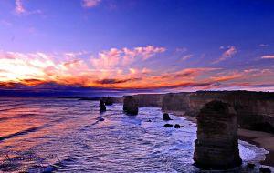 """【大洋路图片】澳大利亚:陪你看世界,从首字母""""A""""开始..(大洋路,大堡礁,海量干货不容错过!)"""