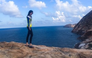 【庙湾岛图片】清新小海岛,越浪越湾(珠海庙湾岛)