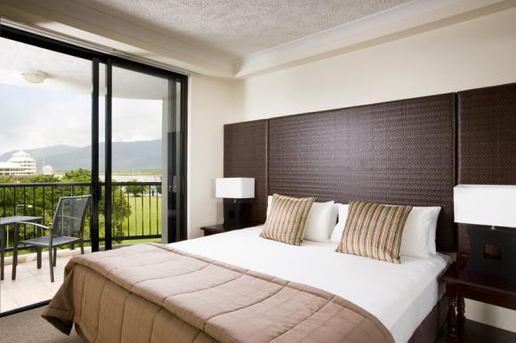 澳大利亚凯恩斯曼特拉滨海酒店三晚住宿