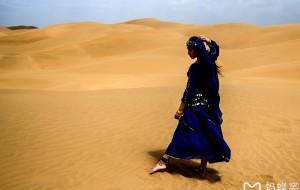 【鄂尔多斯图片】带着女儿西北行——库布其沙漠