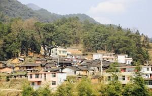 【连城图片】客家最美村落,罗坊坪上