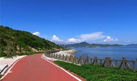 【深圳出发】小桂湾浪漫单车,野炊,快艇登陆东升岛一天活动(产品需二