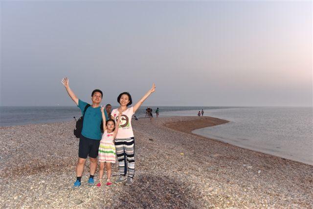 2016年8月全家蓬莱长岛行