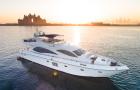 迪拜豪华游艇VIP尊享包船(赏梦幻海岸线+可坐10人)