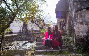 【富阳图片】岁月都如实地刻画在了墙上--杭州龙门古镇