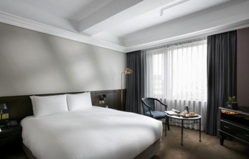 韩国 济州岛 格兰德酒店(赠送接送机服务)