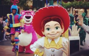 【上海迪士尼图片】【上海迪士尼】如何一天优雅疯玩12项!?