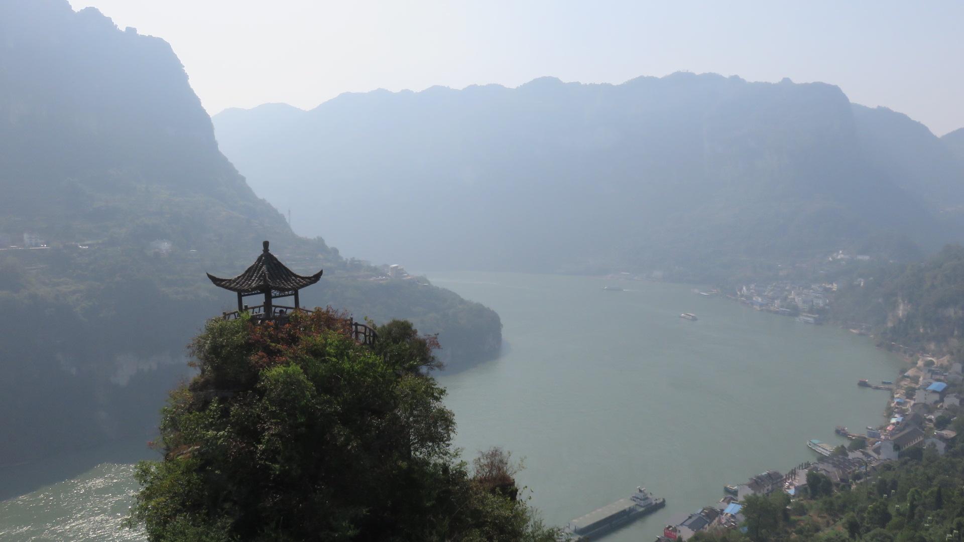 长江风景图片高清