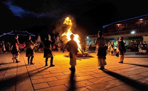 【广州出发】野生动物世界+赤坎古镇+海陵岛4日游,赠送篝火晚会,入住