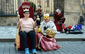 【捷克图片】中欧都市篇(3)游走布拉格老城区