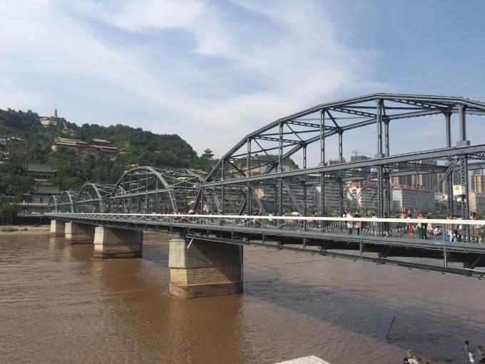 兰州中山铁桥