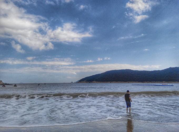 松兰山海滨浴场