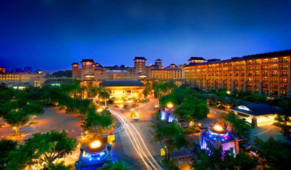广州长隆旅游度假酒店1晚(高级房 动物世界/欢乐世界/水上乐园门票!