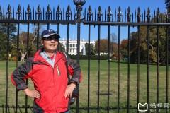 北美之旅...美国总统府白宫风景区实拍