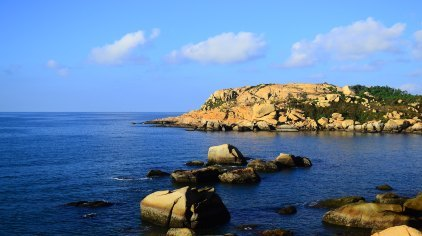 江门那琴半岛地质海洋公园门票