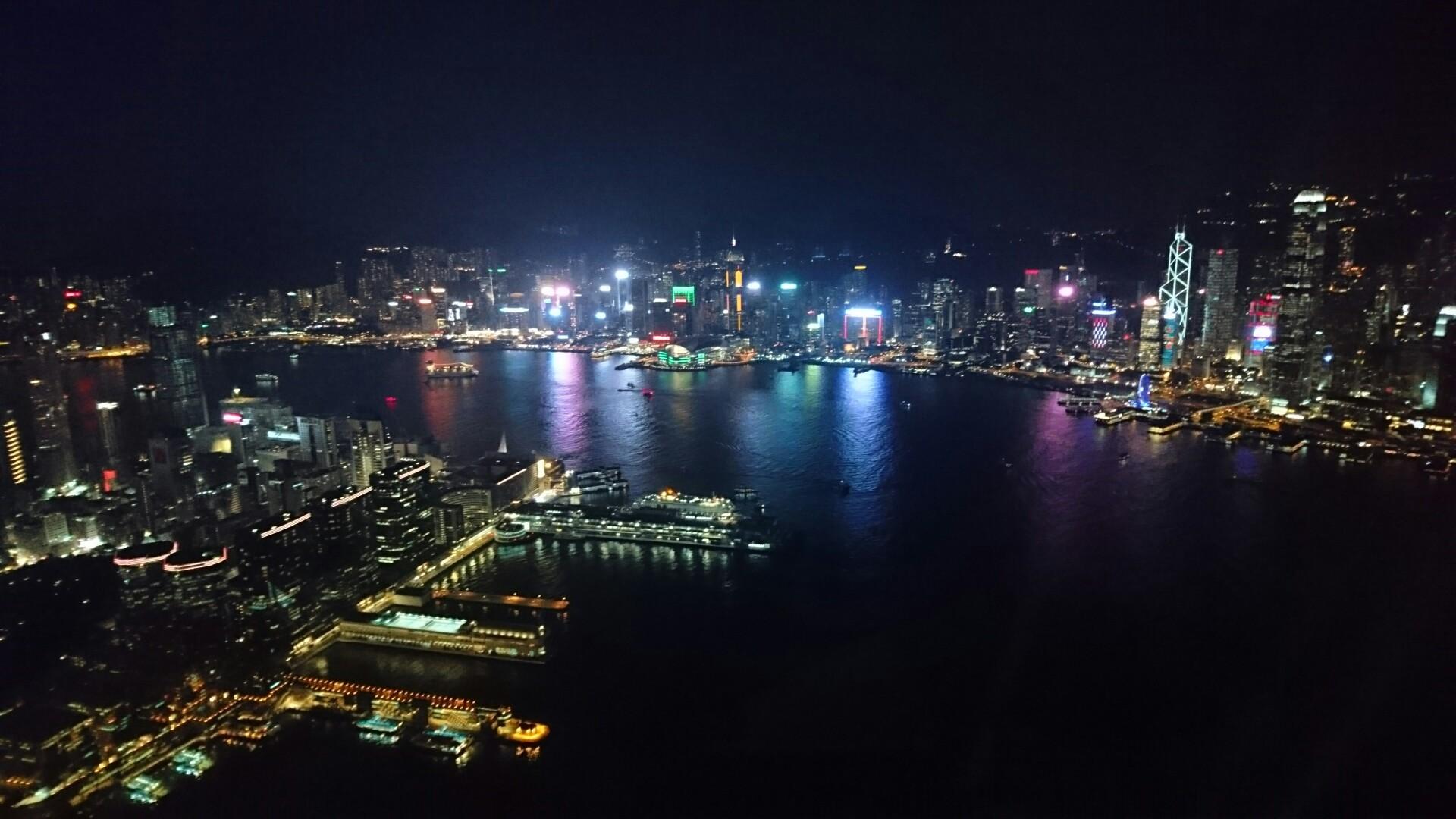 香港旅游图片素材