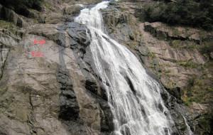 【金华图片】磐安行——百杖潭瀑布、乌石村、十八涡