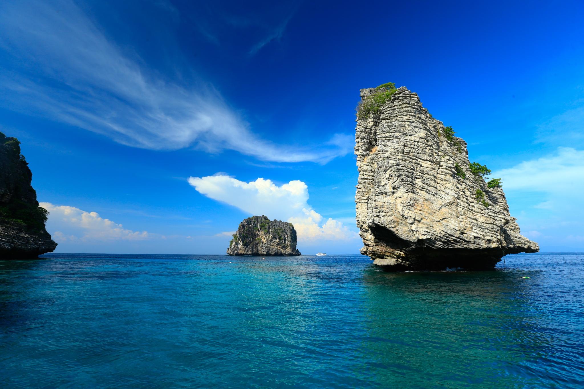 泰国小众旅行地甲米选岛攻略