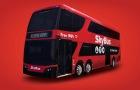 墨尔本 国际机场来往市区 机场巴士SkyBus车票(当日快速出票,扫码直接上车免排队购票,三个月有效期)